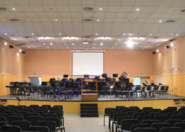 Suministro e Instalación de audiovisuales
