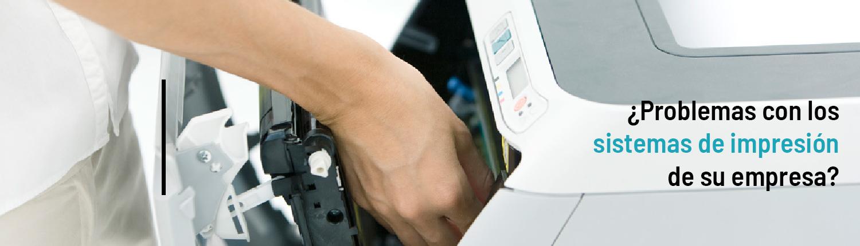 Servicios de impresión gestionados