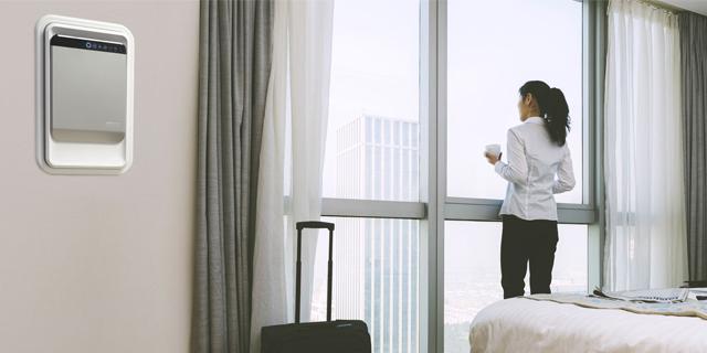 ofertas en purificadores del aire para hoteles y restaurantes